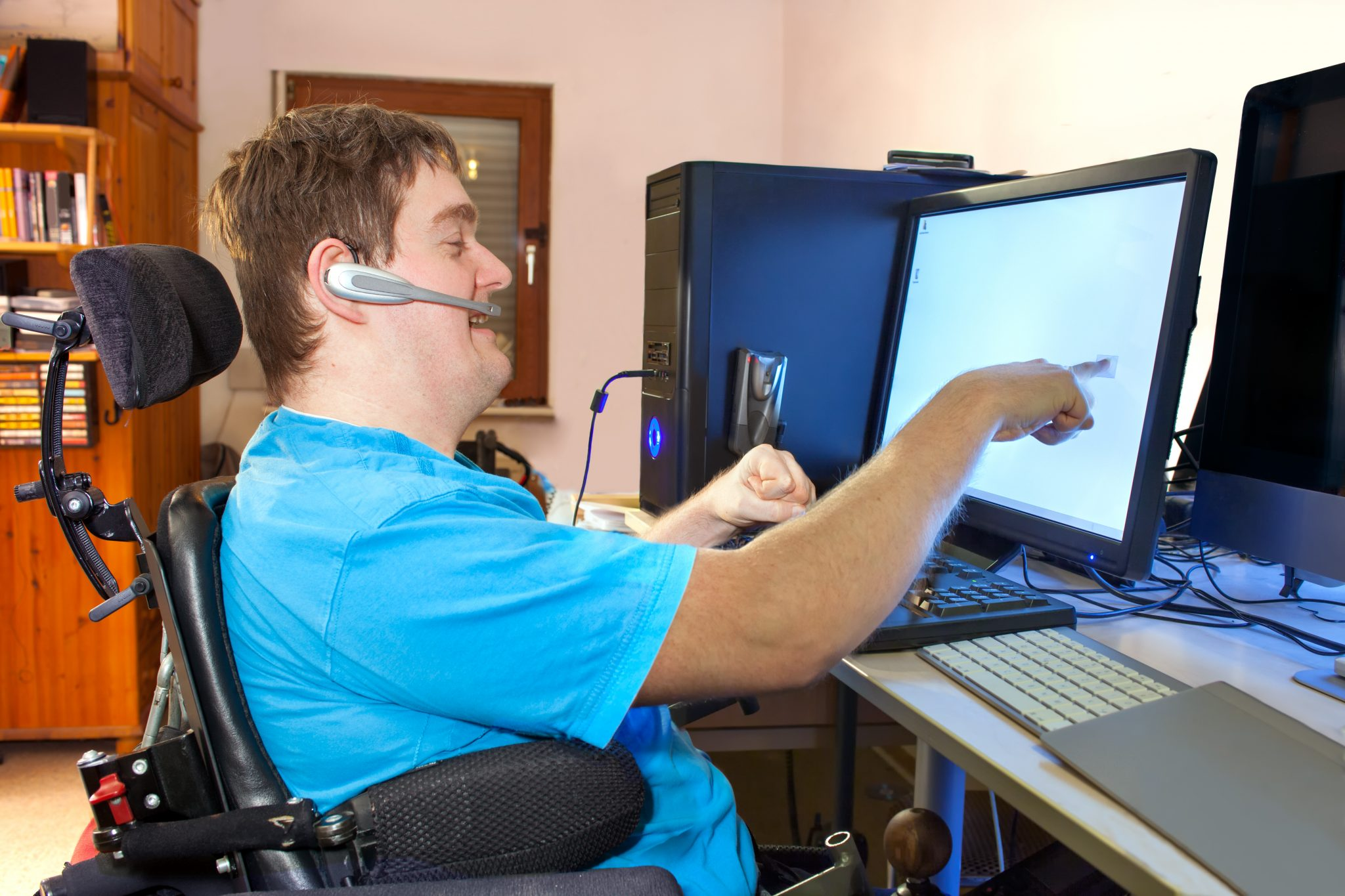 Living with disability essay