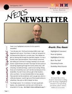 Newsletter 2nd Quarter 2017